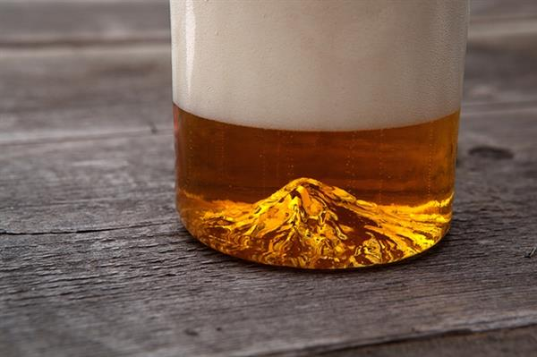 North Drinkware used 3D printing to design awesome Mt. Hood Pint Glass, raised over $531K on Kickstarter (3ders.org)