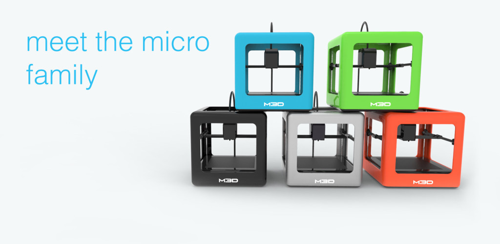 M3D Micro 3D Printer to Be Launched into Retail Market at New York's Maker Faire, Priced from $399 to $449 (3dprint.com)