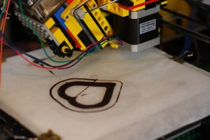 Fully Functional 3D Printer Built From Legos Can Now Print Chocolate (3dprint.com)
