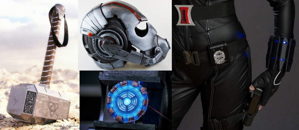 Wednesday Roundup: Ten 3D Printable Things–Marvel Comics Superhero Costumes (3dprint.com)