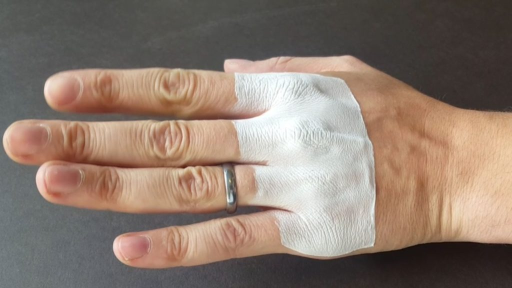 3D Printed Bandages Conform to Skin and Help Heal Wounds (3dprint.com)